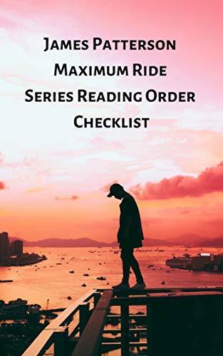James Patterson Maximum Ride Series Reading Order Checklist