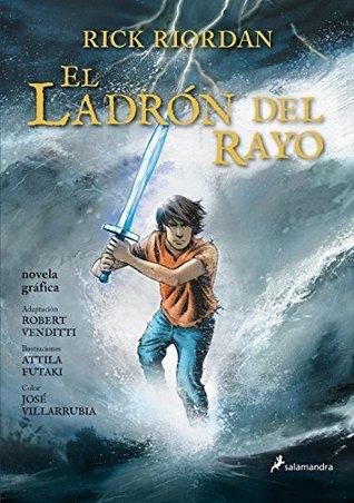 Percy Jackson 01. Ladron del Rayo