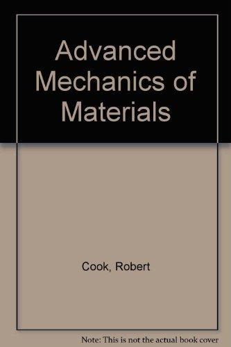 Advanced Mechanics of Materials
