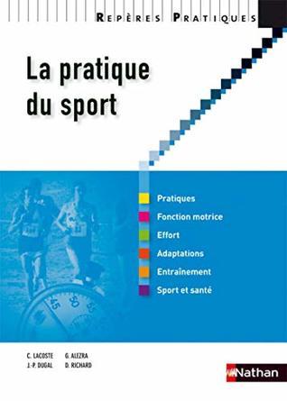 La pratique du sport