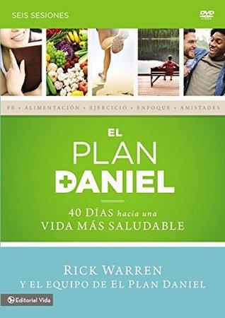 El plan Daniel - Estudio en DVD: 40 días hacia una vida más saludable