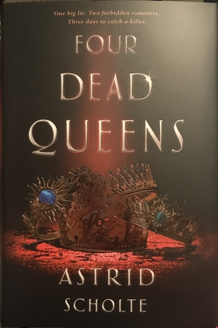 Image result for four dead queens