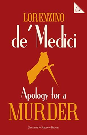 Apology for a Murder (Alma Classics 101 Pages series)