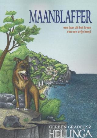 Maanblaffer by Gerben Graddesz Hellinga