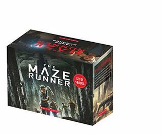 Maze Runner Box Set of 5 Books