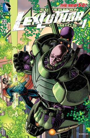 Superman – Action Comics (2011-2016) #23.3: Featuring Lex Luthor