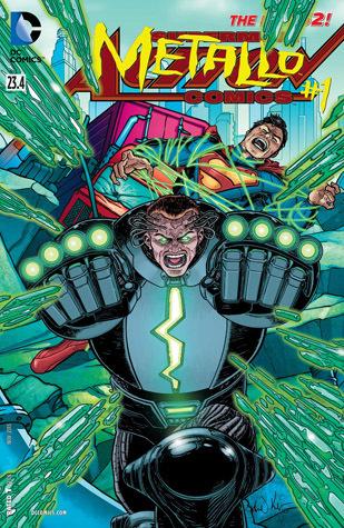 Superman – Action Comics (2011-2016) #23.4: Featuring Metallo