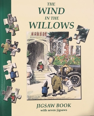 Wind in the Willows Jigsaw Book by Kenneth Grahame
