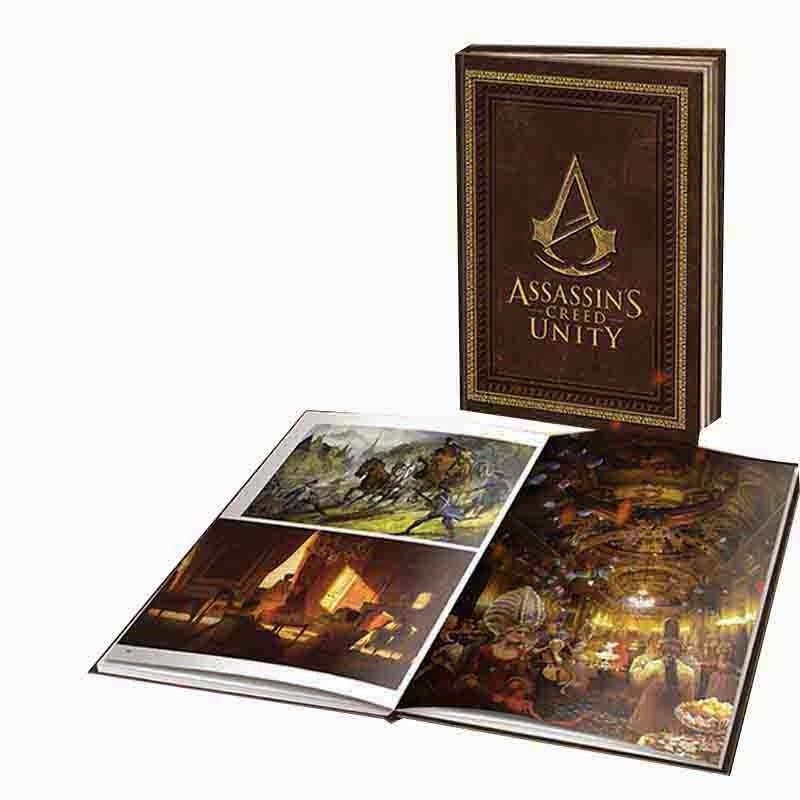 Assassin's Creed: Unity Collector's Edition Art Book