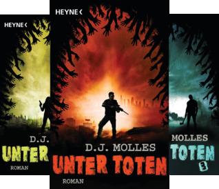 Unter Toten (Reihe in 3 Bänden)
