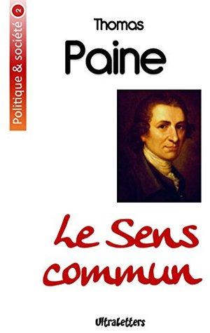 Le Sens commun (Politique & Société t. 2)