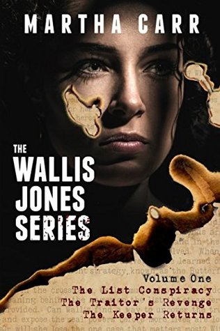 The Wallis Jones Series - Volume One: Books One thru Three