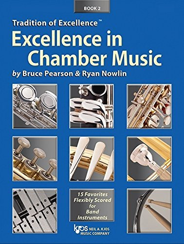 W43BC - Excellence in Chamber Music Book 2 - Bassoon / Trombone / Baritone B.C.