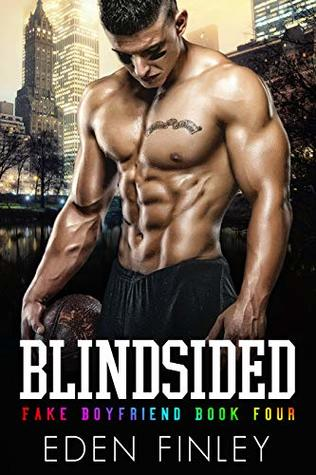 Blindsided (Fake Boyfriend #4)