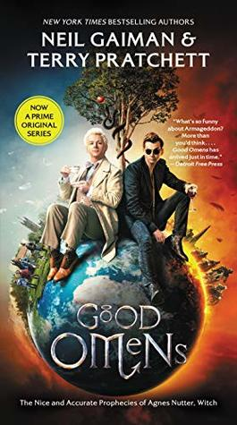 Goodreads | Good Omens: The Nice and Accurate Prophecies of Agnes Nutter, Witch