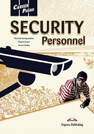 Career Paths: Security Personnel - Student's Book (with Digibooks App)
