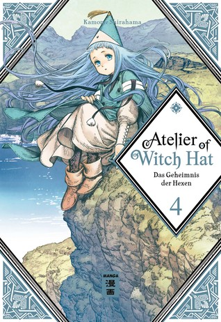 Atelier of Witch Hat – Limited Edition 04 – Das Geheimnis der Hexen