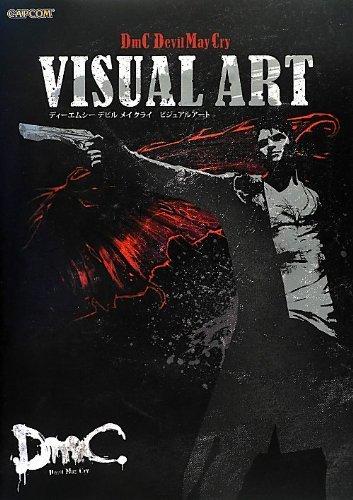 DmC - Devil May Cry - Visual Art ARTBOOK
