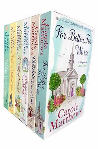 Carole Matthews Collection 6 Books Set