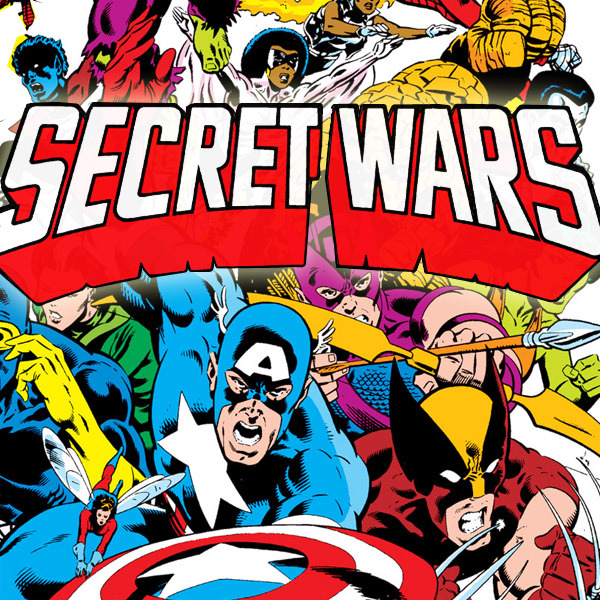 Marvel Super Heroes Secret Wars (1984-1985) (Issues) (12 Book Series)