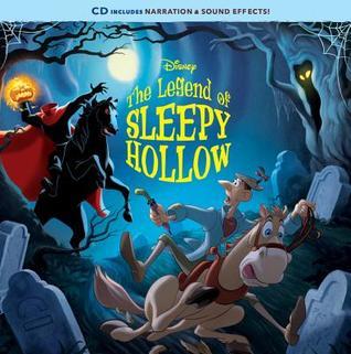 The Legend of Sleepy Hollow Book & CD