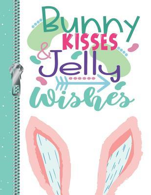 bfdb962fb Bunny Kisses & Jelly Wishes: Easter Sketchbook Drawing Art Book for ...