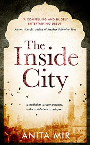 Image result for the inside city  book anita mir