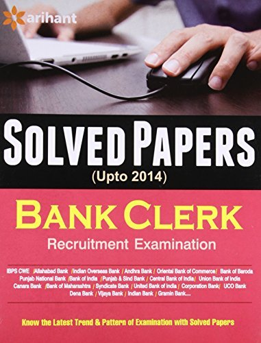LBPS Solved Papers Bank Clerk Exams