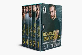 Bearded Brothers: Mountain Brothers Box Set (Bearded Brothers, #1-5)