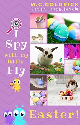 Easter I Spy Look Find Fun Facts Joke Book For Boys And