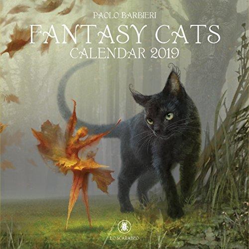 Fantasy Cats Calendar 2019 (Calendars 2019)