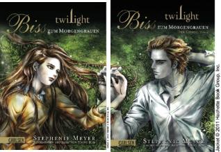 Twilight: Biss zum Morgengrauen – der Comic (Reihe in 2 Bänden)