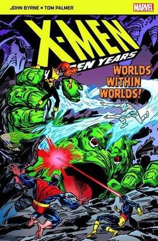 X-Men: The Hidden Years:  Worlds Within Worlds