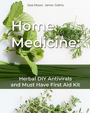 Home Medicine: Herbal DIY Antivirals and Must Have First Aid Kit