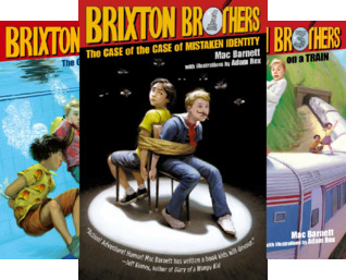 Brixton Brothers (4 Book Series)