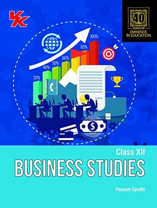 Business Studies Class 12 - CBSE 2019