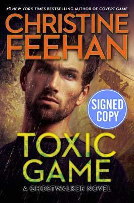Book Review: Toxic Game by Christine Feehan
