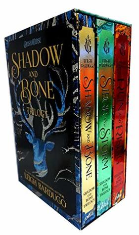Shadow and bone trilogy leigh bardugo collection 3 books box set