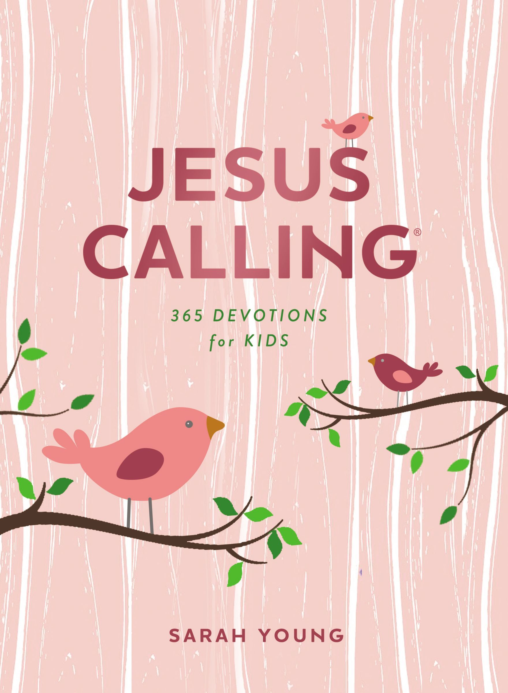 Jesus Calling: 365 Devotions for Kids (Girls Edition): 365 Devotions for Kids