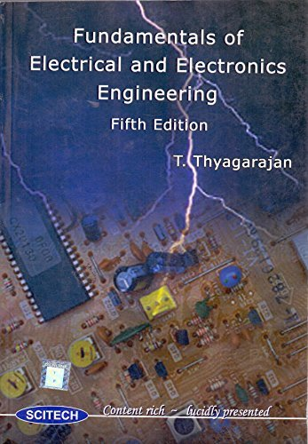 Fundamentals Of Electrical & Electronics Engineering Fifth Ed