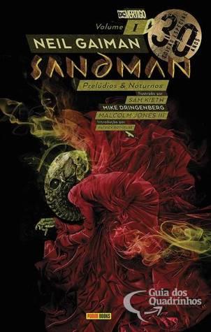 Sandman - Prelúdios e Noturnos vol. 1 (30 Anos)