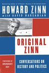 Book cover for Original Zinn: Conversations on History and Politics
