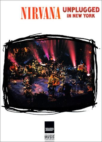 Nirvana: Unplugged In New York - TAB: