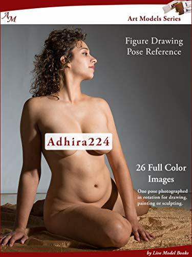 Art Models Adhira224: Figure Drawing Pose Reference