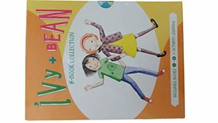 Ivy + Bean 8 book collection books 1-8 plus activity journal