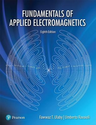 Pearson Etext Fundamentals of Applied Electromagnetics -- Access Card