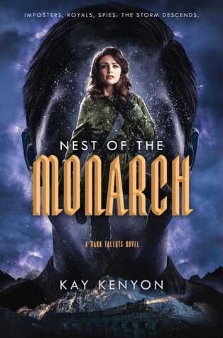 Nest of the Monarch (Dark Talents #3)