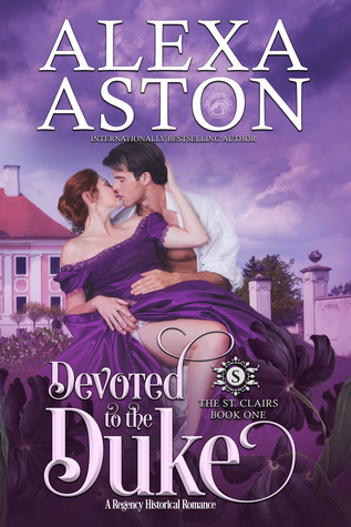 Devoted to the Duke (The St. Clairs #1)