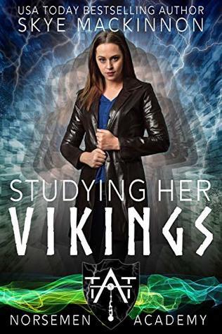 Studying her Vikings by Skye MacKinnon