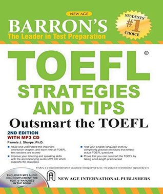 Barrons TOEFL Strategies and Tips